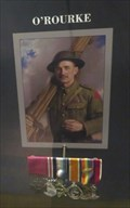 Image for Private Michael James O'Rourke - VC MM - Ottawa, Ontario