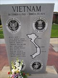 Image for Vietnam War Memorial - Uintah County Government Building  -   Vernal, Utah - USA
