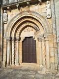 Image for Door in Iglesia de San Pedro de la Mezquita - A Merca, Ourense, Galicia, España