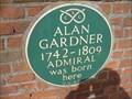 Image for Admiral Alan Gardner