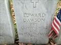 Image for Pvt Edward Dawson - Greenbush Cemetery - Lafayette, IN