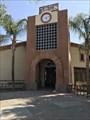 Image for Perris Library Clock  - Perris, CA