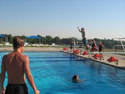 Aquatic Center Augusta Aquatic Center