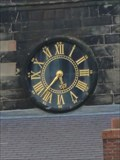 Image for St Peter's Church Clock - Congleton, Cheshire, UK.