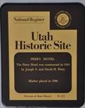 Image for Peery Hotel - Salt Lake City, Utah