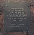 Image for Bank of Boston