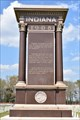 Image for Indiana Memorial - Andersonville, Ga
