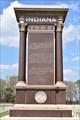 Image for Indiana Memorial - Andersonville, Ga