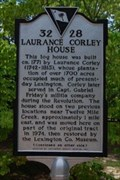 Image for Laurance Corley House