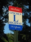Image for Lincoln Highway Marker - 4th and L Streets - La Porte, IN