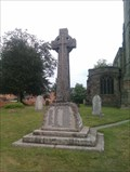 Image for Combined WWI/WWII stone cross, St Mary the Virgin - Plumtree, Nottinghamshire