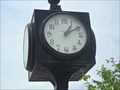 Image for Mattawa Town Clock - Mattawa, ON, Canada