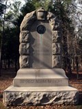 Image for 38th Indiana Infantry Regiment Monument  - Chickamauga National Battlefield