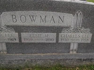 101 - Elsie Marie Bowman, by MountainWoods