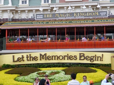 Magic Kingdom - Walt Disney World Resort