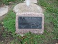 Image for Kyle Cox, Trail of Death Marker - Carrollton, MO