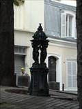 Image for Fontaine Wallace de le Place Emile Goudeau - Montmartre, Paris, France