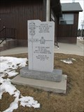Image for Royal Canadian Legion Branch 36 Rimbey Cenotaph - Rimbey, Alberta