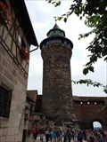 Image for Sinwellturm - Kaiserburg - Nürnberg, Germany, BY