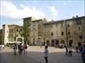 Image for Piazza della Cisterna -  San Gimignano, Italia