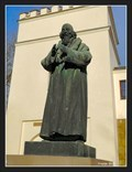 Image for John Amos Comenius / Jan Amos Komenský - Uhersky Brod, Czech Republic
