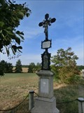 Image for Christian Cross -  Pacov u Rican, Czech Republic