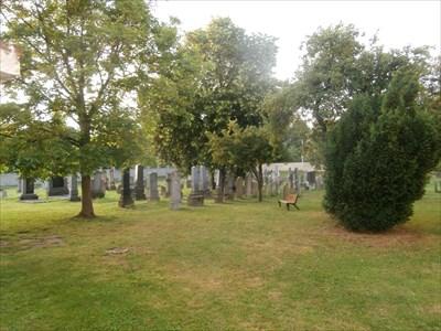 Jewish cemetery, Strážnice