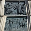 Image for Martin Luther at the diet of Worms - Berlin, Germany