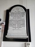 Image for Memorial Tablet - St Helen - Colne, Cambridgeshire