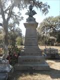 Image for Civil War General Robert Houston Anderson - Savannah, GA