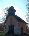 Image for St. John Nepomucene chapel at Vrchhora