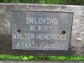 Image for Walter Hendricks - Virginia Creeper Trail - Abingdon, VA