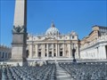 Image for Largest -  Church in the World  - St. Peter's Basilica  -  Vatican City State