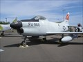 Image for North American F-86L Sabre - AMC, McClellan, CA