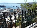 Image for Love padlocks at the Paseo Gervasoni - Valparaíso, Chile