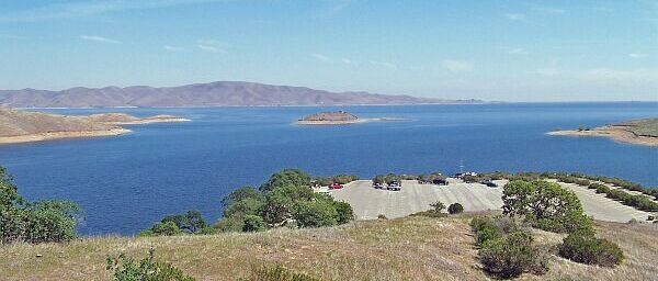 San luis reservoir california boat ramps on for San luis reservoir fishing