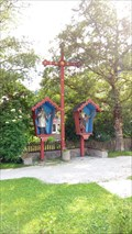 Image for Christian Cross Bußkreuzgruppe - Steinach am Brenner, Tirol, Austria