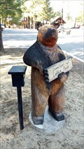 Image for Bear Statues at Collier State Park Logging Museum - Chiloquin, OR