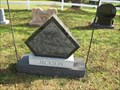 Image for Darth Vader Gravestone - Bethany, West Virginia
