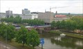 Image for Saarbrücken, the riverine town; Saarland, Germany