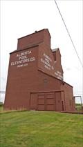 Image for Alberta Wheat Pool Elevator - Rowley, AB