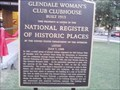 Image for Glendale Womens' Club Clubhouse - Glendale AZ