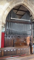 Image for Church Organ - St Thomas a Becket - Skeffington, Leicestershire