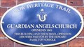 Image for Guardian Angels Church - Mile End Road, London, UK