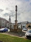 Image for Plague Column - Zabreh na Morave, Czech Republic