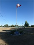 Image for Centennial Flagpole and Marker - Ameliasburgh, ON
