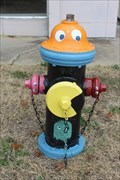Image for Pac-Man Hydrant - Ardmore, OK