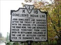 Image for Donelson's Indian Line
