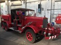 Image for Old Henschel fire trucks - Technikmuseum Kassel, Germany