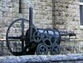 Image for Penydarren Locomotive - Carfarthfa Park, Merthyr Tydfil, Wales.
